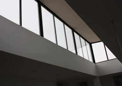 Ventanas de Aluminio para mirador en Palencia